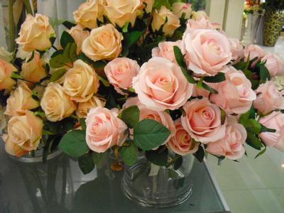 塑料玫瑰花特点及优势介绍