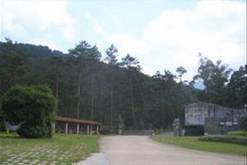 福建灵石山国家森林公园