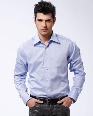 结婚礼男士衬衣怎样搭配