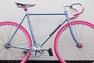 广州自行车配件批发图片
