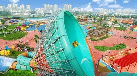 北京欢乐水魔方好玩不好玩?