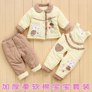 母婴产品 >  服饰 > 冬季新生婴儿衣服如何穿和选择  如何给宝宝准备
