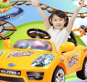 儿童电动车哪个牌子好?咪多奇倍受喜受