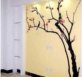 天然空间背景墙采用的是一种水性涂料,因此也具有良好的防潮、抗菌图片