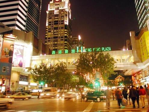 上海哪里购物便宜——淮海路