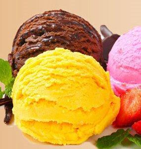 冰滋美冰淇淋造型百变,口味多样,带给你独一无二的享受,为消费者展示