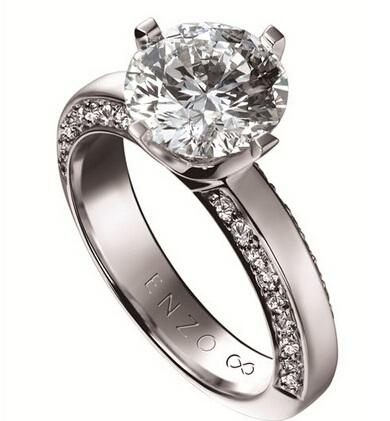 钻石珠宝一直是大家最喜欢的一类珠宝,enzo珠宝价格是多少?高清图片
