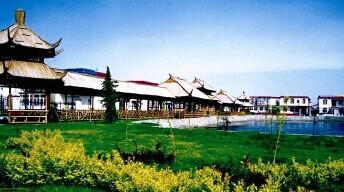 大峪沟民俗旅游村