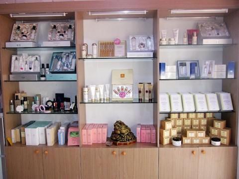 熊津化妆品官方网 韩国美丽精彩绽放高清图片
