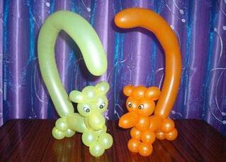 气球礼品店加盟 创业小本利大