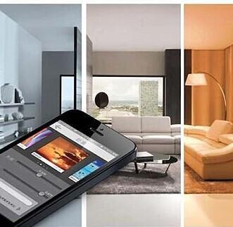 家居智能系统介绍图片