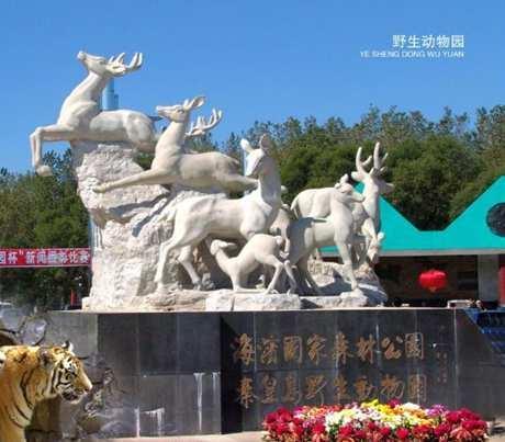 河北秦皇岛野生动物园怎么样