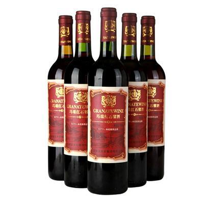 石榴酒的酿制方法及步骤