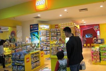 关于乐高拼装玩具专卖店的介绍