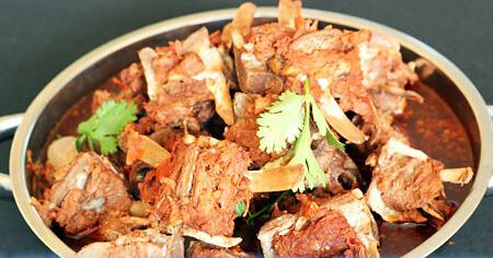 """""""老北京羊特色""""火锅口味最具有火锅的火锅,多样的蝎子特色v特色,不但用午餐肉做的菜图片"""