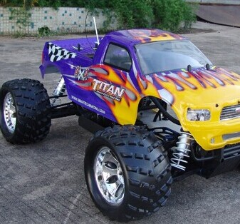 关于儿童汽油玩具车