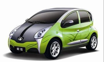 加盟电动汽车图片