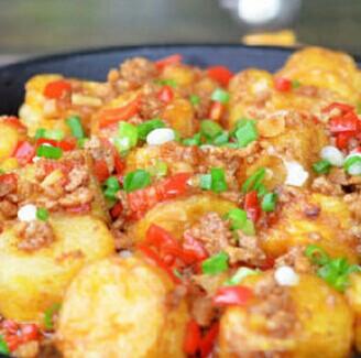 美食美食328_325龙江卫视豆腐图片
