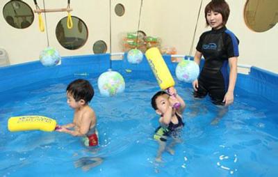 游泳培训形容优势教学和质量价格的广告词如何做ppt教学设计图片