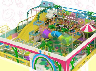 加盟室内儿童游乐园哪家好?-致富项目