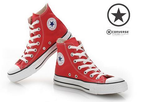 帆布鞋鞋带系法时尚就这么简单