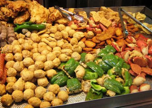 香港街边小吃加盟优势:模式优势:流动美食车,无需店铺,无需装修,无需
