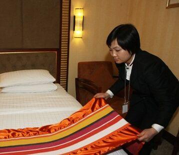 酒店服务员的岗位职责 有哪些
