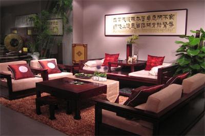 明清风韵家具 中式现代风格