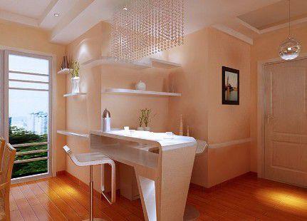 家裝吧臺設計的布局和原則