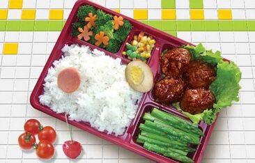 中式快餐加盟排行榜就选蒸膳日盛图片