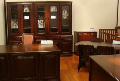 大连华丰实木家具按照产品的造型一般可分为大型家具