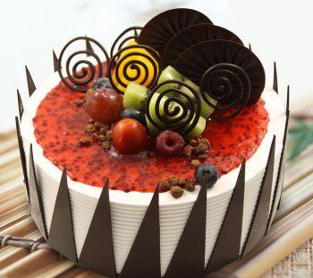 甜咪公主手工蛋糕 让你拥有财富人生-致富项目图片