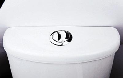 马桶冲水按钮 使用注意区分水量
