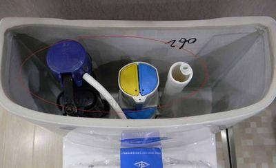 马桶冲水阀 减少水资源浪费