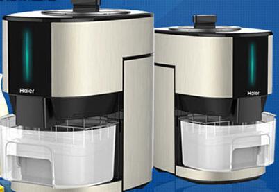 海尔榨油机全系统智能控制操作方便