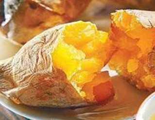 薯立方电烤地瓜 便宜又美味