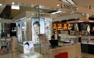 品牌化妆品专柜加盟