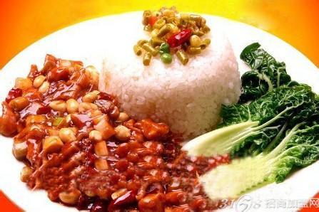 中式快餐排名 有哪些品牌?图片