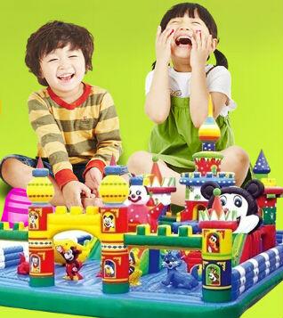 妙妙城堡儿童乐园加盟
