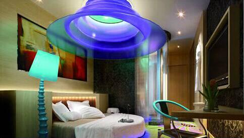 k&q潮派创意酒店 加盟的好选择图片