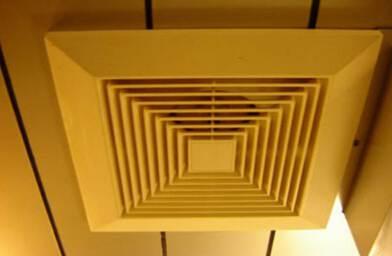 天花排气扇安装方法介绍