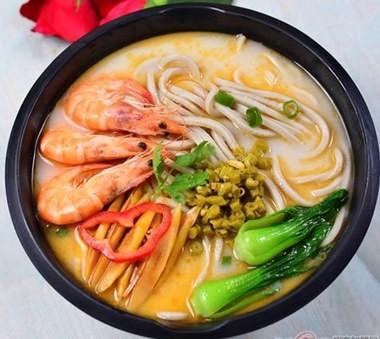 中式快餐店加盟排行榜哪个最好?图片