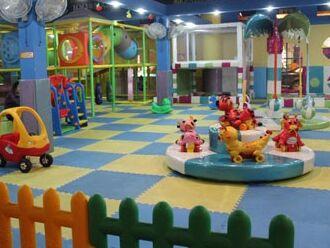 儿童乐园设备价格不贵