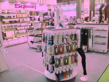 個性襪子店鋪裝修圖片