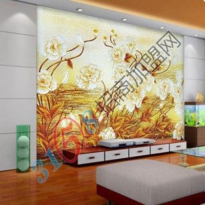 哥凡尼冰晶画 新型创业商机