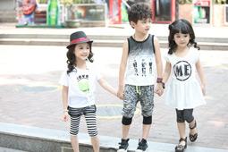国内知名童装品牌加盟哪个好呢?