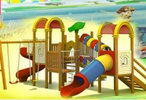 开一个室内儿童乐园赚钱