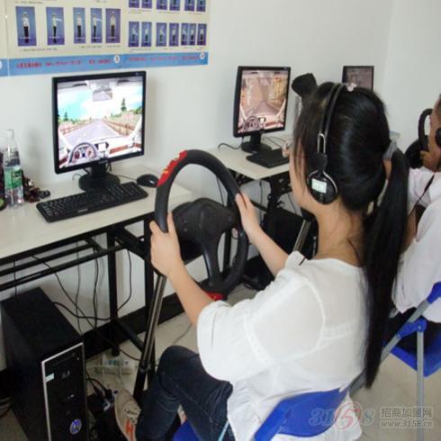 学驾宝汽车驾驶模拟器