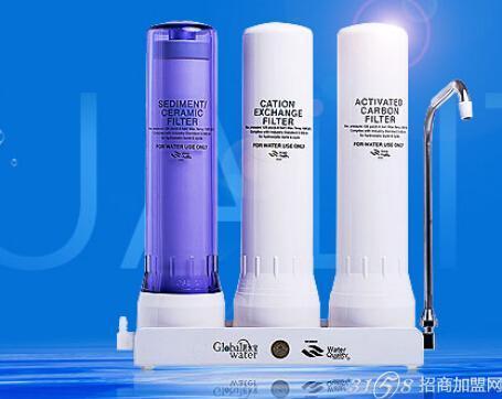 净水器品牌加盟哪个好?世界净水器十大排名