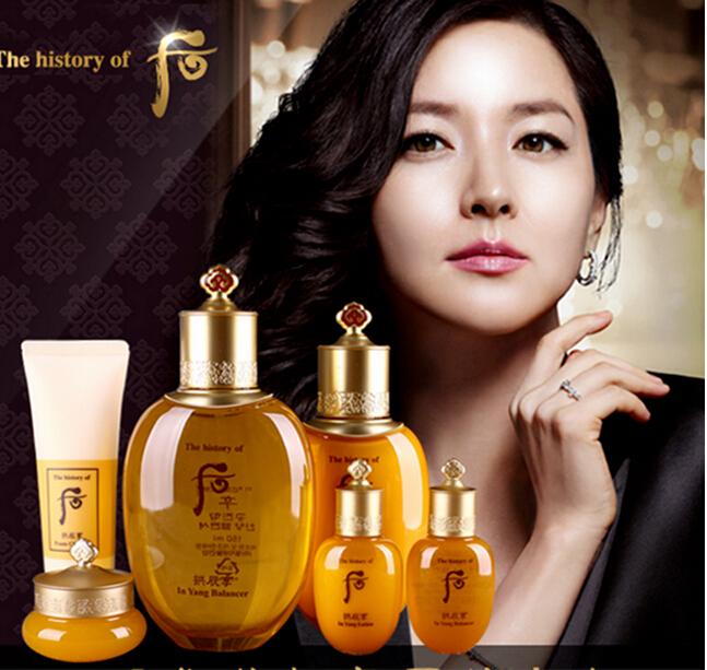 韩国护肤品所有品牌_韩国护肤品品牌logo